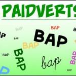 PAIDVERTS — лучший проект 2015 года (без вложений и приглашений)