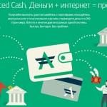ADVANCED CASH — универсальный офшорный сервис по обналичке электронной валюты
