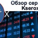 KSEROX — копирование сделок трейдеров бинарных опционов. Новая эра интернет-инвестирования
